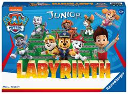 Junior Labyrint Paw Patrol Paw Patrol - Brettspel