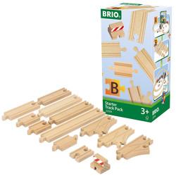 BRIO® Skinnesett B 13 deler  Skinnesett - Brio