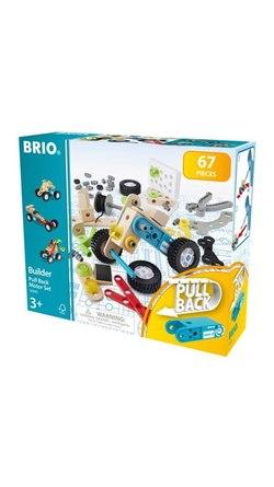 BRIO® Builder Pull back Motor Set Pull back motor set - Brio