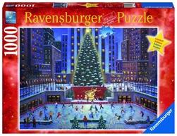 Ravensburger puslespel 1000 Rockefeller Center 1000 bitar - Ravensburger