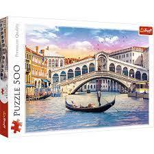 Trefl 500b Rialto Bridge, Venice 500 bitar - Trefl