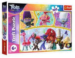 Trefl 160b Trolls 160b - Trefl
