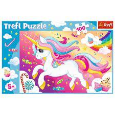 Trefl 100b Beautiful Unicorn 100b - Trefl