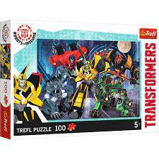 Trefl 100b Transformers 100 bitar - Trefl