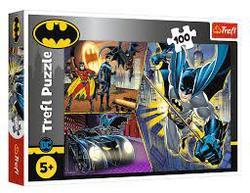 Trefl 100b Batman Stand Alone 100 bitar - Trefl