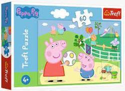 Trefl 60b Peppa Pig Fun with Friends 60b - Trefl