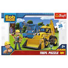 Trefl 30b Byggmester Bob 30b - Trefl