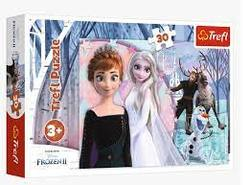 Trefl 30b Frozen2 30b - Trefl