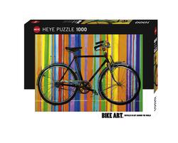 Heye puslespel 1000 Art Bike Freedom Deluxe 1000 bitar - Heye
