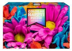 1Conzept puslespel 1000 Color Me Happy Flowers 1000 bitar - 1conzept