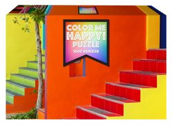 1Conzept puslespel 1000 Color Me Happy Stairs 1000 bitar - 1conzept