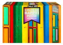 1Conzept puslespel 1000 Color Me Happy Windows 1000 bitar - 1conzept