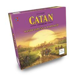 Catan utvidelse Handelsmenn & Barbarer  Handelsmenn & Barbarer - Brettspel