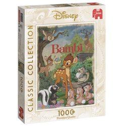 Jumbo puslespel 1000 Bambi 1000 bitar - Jumbo