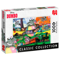 Jumbo puslespel 1000 Dumbo 1000 bitar - Jumbo