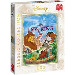 Jumbo puslespel 1000 The Lion King 1000 bitar - Jumbo