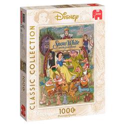 Jumbo puslespel 1000 Snow White 1000 bitar - Jumbo