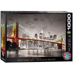 Eurographics puslespel 1000 New York City Brooklyn Bridge 1000 bitar - Eurographics