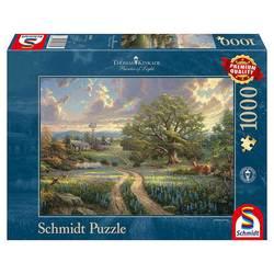 Schmidt puslespel 1000 Country Living 1000 bitar - Schmidt