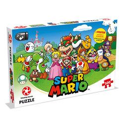 Nintendo puslespel 500 500 bitar - Nintendo