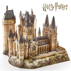 3D puslespel 243b Hogwarts Astronomy Tower 3D 243 bitar - 3d puslespill