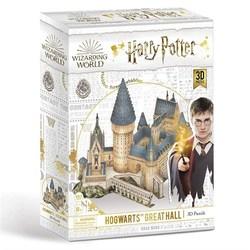 3D puslespel 187 bitar Hogwarts Great Hall 187 bitar - 3d puslespill