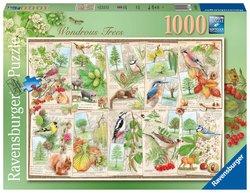 Ravensburger puslespel 1000 Praktfulle tre 1000 bitar - Ravensburger