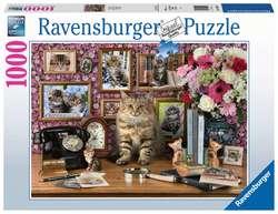 Ravensburger puslespel 1000 Min søte kattunge 1000 bitar - Ravensburger