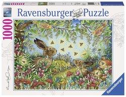 Ravensburger puslespel 1000 Magisk Skog 1000 bitar - Ravensburger