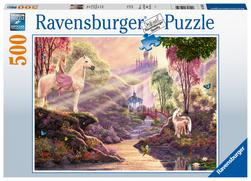 Ravensburger puslespel 500 Magisk elv 500 bitar - Ravensburger