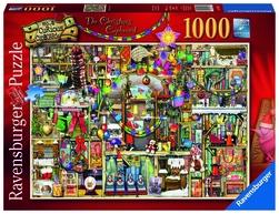 Ravensburger puslespel 1000 Juleskapet 1000 bitar - Ravensburger