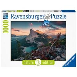 Ravensburger puslespel 1000 Rocky Mountains 1000 bitar - Ravensburger