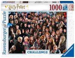 Ravensburger puslespel 1000 Harry Potter challenge 1000 bitar - Ravensburger