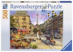 Ravensburger puslespel 500 Kveldstur 500 bitar - Ravensburger